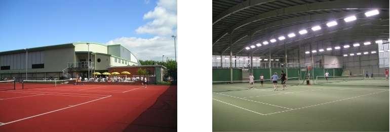South Devon Tennis Centre Facilities